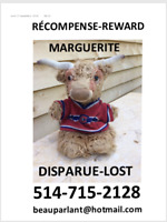 Disparue-Missing Marionnette Vache Écossaise-Highland Cow plush