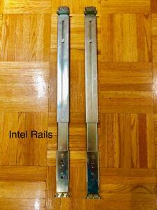 Intel Basic Rail Kit AXXBASRAIL13 Server Rails