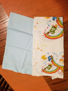 2 small pillow cases