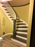 Great Quality Flooring & Stairs Installations