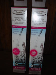 New - Whirlpool KitchenAid Maytag Fridge Water and Ice Filters
