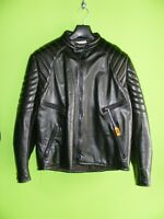 Classic Style Leather Jacket - Large at RE-GEAR