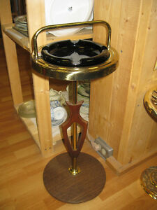 Standing Ashtray -- FROM PAST TIMES Antiques - 1178 Albert St