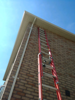 Downspout repairs Eavestrough cleaning gutter cleaning
