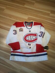 Autographed Carey Price Montreal Canadiens Jersey XL