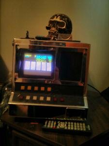 Vintage poker machine