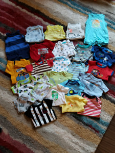 0-3 month boy huge boy lot