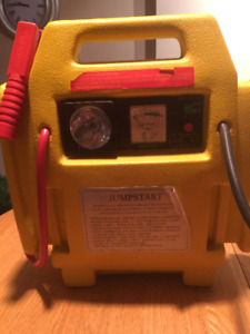 Jumpstart Battery Charger - great for boats!