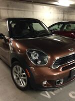 2013 MINI Other S ALL4 Coupe (2 door)
