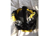 Motorcycle sports jacket