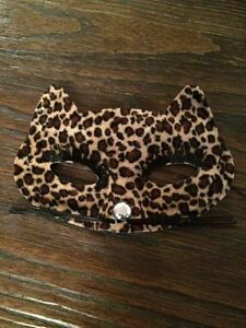 Costume*Halloween*Femme chat*Masque
