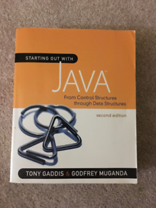Java Computer Science Textbook