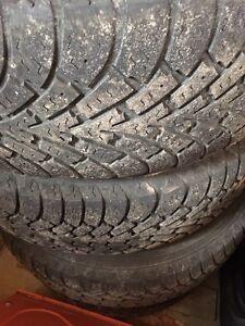 Dodge Caravan Winter Tire and Rims P225 65 16