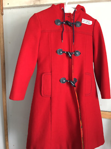 Marks and Spencer Wool Coat
