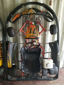 2x Go-Kart ready to run! 80 km/hr! Only 990$ each!.