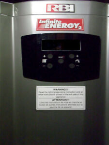 RBI model IB399 Infinity 2 Boiler - In perfect condition.