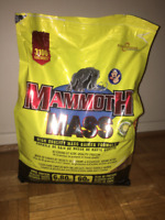 Mammoth  - High Quality Protein  shake  6.80KG $70