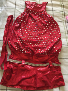Dance Costumes-Various Sizes