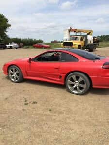 1993 Dodge Stealth Twin Turbo    AWD      Custom Wheels