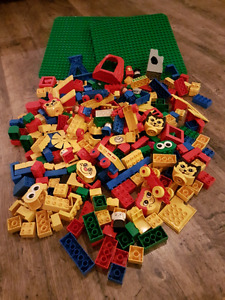 Big Pile of Lego Duplo