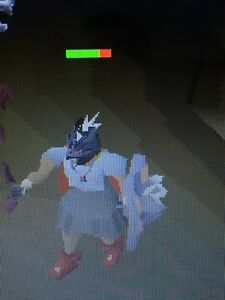 Runescape account level 121 combat !