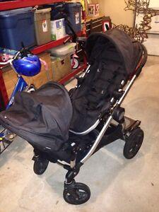 City Select Double Stroller St. John's Newfoundland image 1