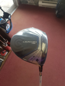 Cleveland Launcher HB Drivers Reg $460 Sale $350 TAX IN!