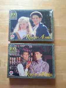 Two Road to Avonlea puzzles NEW