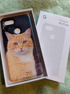 NEW Phone Case for Pixel 3 XL with Custom Cat Picture