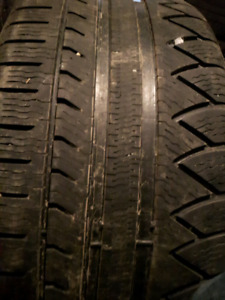 1 x 2454018 245/40r18 Michelin pilot alpin 3 pa3 hiver winter