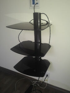 rack for TV periferals
