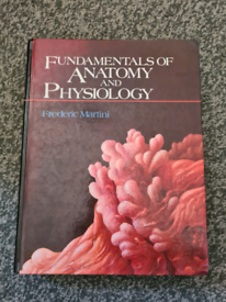 Anatomy and Physiology Book.