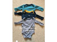 0-3 Month baby bundles - BabyGap, M&S etc