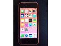 Apple iPhone 5c 16gb on o2/ Giffgaff/Tesco