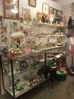 10% off booth summer sell down Strathroy Antique Mall