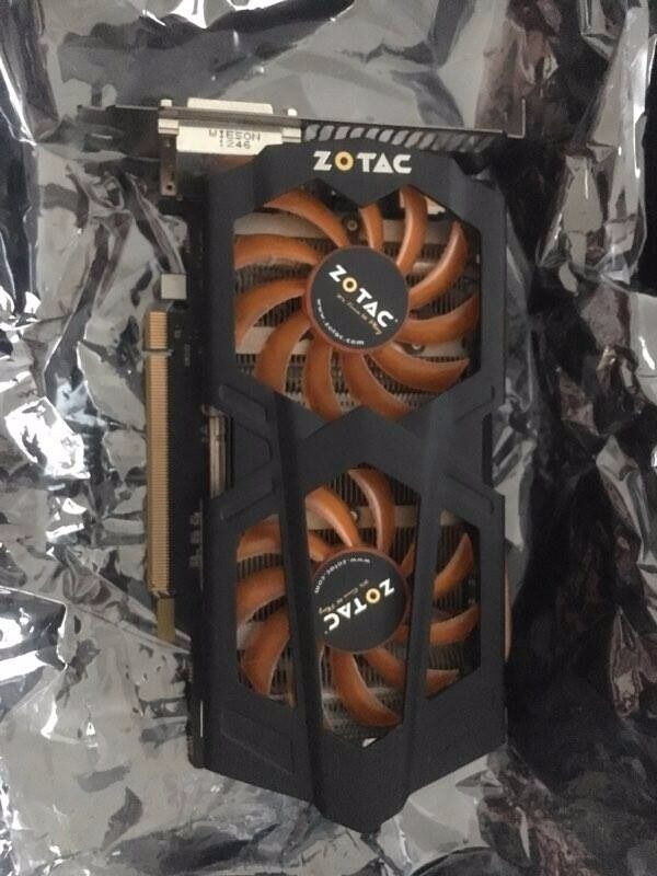 ZOTAC GTX 660 2GB