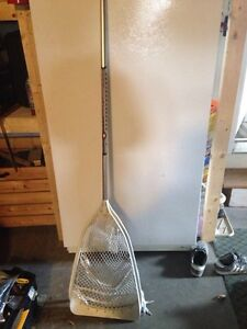 Warrior lacrosse goalie stick