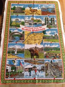 Scottish tea towel Gatineau Ottawa / Gatineau Area image 2