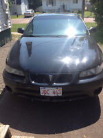 2003 Pontiac Grand Prix Berline