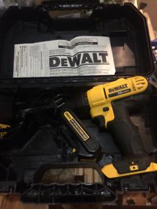 Brand New never used DeWalt 20v drill-driver 2-speed cams with 2