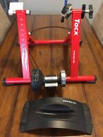 Tacx cycling bike trainer cycletrack velo indoor