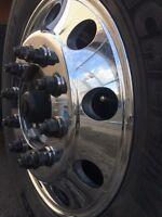 Polissage budwheel rim mag roue