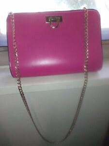 New Pink Salvatore Ferragamo Purse