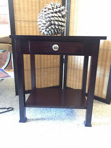 Brown End Table - $20 OBO