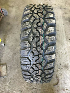 285/60r20 Trail hog brand new mud tires with snowflake