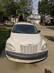 Great Condition 2002 Chrysler PT Cruiser