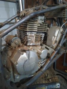 Honda 400ex motor