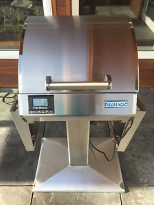 FireMagic electric BBQ