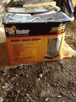 Propane heater 1900 sq feet