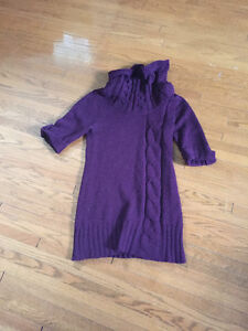 Size Small Maternity Clothes (Tops and Dresses) - 11 pieces